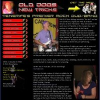 Old Dogs new tricks web site thumbnail